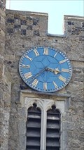Image for Church Clock - All Saints - Wouldham, Kent