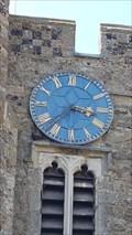 Image for Church Clock - All Saints - Wouldham, Kent
