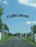 Image for St. Johns UCC Cemetery Arch - Billingsville, MO