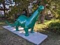 Image for Sinclair Apatosaurus - Pawhuska, OK