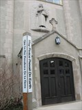 Image for St. Luke's Church Peace Pole - Evanston, IL