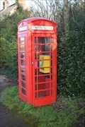 Image for Red Telephone Box - Foxton, Leicestershire, LE16 7QY