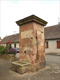 Image for Hand operated Pump in Neuf-Brisach - Alsace / France
