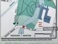 Image for You Are Here - Cook's Bridge - Newton Upper Falls, Massachusetts  USA