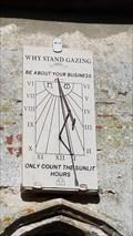 Image for Sundial - St Michael - South Elmham St Michael, Suffolk