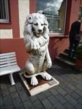 """Image for Zeitungs-Löwe """"Argus"""" - Weilburg, Hessen, Germany"""