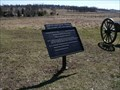 Image for Watson's 2nd Richmond Howitzers - CS Battery Marker - Gettysburg National Military Park Historic District - Gettysburg, PA