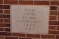 Image for 1938 - FORMER St. John Catholic Church of Bomarton - Bomarton, TX