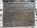 Image for CA Historic Marker: Altaville