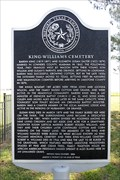 Image for King-Williams Cemetery
