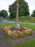 Image for WWI Memorial, Astley, Worcestershire,England