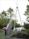 Image for Guadalupe River Park Gardens Suspension Bridge