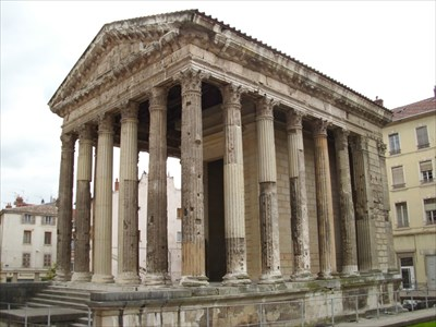 The Temple of Augustus and Livia