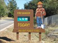 Image for Smokey Bear, Summit Road - Santa Cruz County, CA