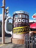 Image for Upside Down Frostop Mug - New Orleans, Louisiana