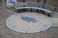 Image for Turkey Swamp Park Compass Rose, Freehold, NJ