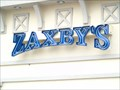 Image for Zaxby's Restaurant - Neon Sign - Live Oak, Florida 32064