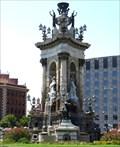 Image for Fountain Espana Ofrecida a Dios - Plaça d'Espanya - Barcelona, Spain