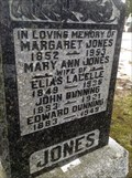 Image for 100 - Margaret Jones - Notre-Dame Cemetery, Ottawa, Ontario