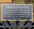 Image for Charles Dickens - Eastgate, Rochester, Kent, UK