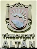 Image for CoA of Trebovice / Znak Trebovic - Trebovický Altán (Ostrava-Trebovice, North Moravia)