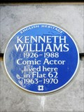 Image for Kenneth Williams -- Farley Court, Westminster, London, UK