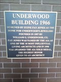 Image for Underwood Building 1966 - Fayetteville AR