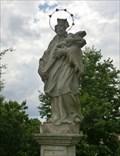 Image for St. John of Nepomuk // sv. Jan Nepomucký - Rozsochatec, Czech Republic