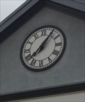 Image for Huntington Bank Clock - Bridgeport, OH