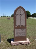 Image for Tartar Cemetery Memorial - Bowie, TX