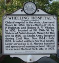 Image for FIRST - Hospital in the State  -  Wheeling, WV