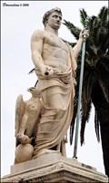 Image for Statue of Napoleon Bonaparte at Place Saint-Nicolas in Bastia (Corsica)