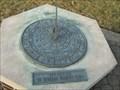 Image for Women's Club sundial - St. Bernard, OH