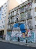 Image for LEGACY - Graffiti @ Avenida da Liberdade, Lisbon, Portugal