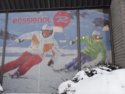 no-2 boutique de sports hivers.