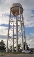 Image for Fort Hall, Idaho Water Tower