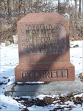 Image for 109 or 110 - Daniel O'Connell - St. Augustine Catholic Cemetery - Deerfield Twp, Michigan.