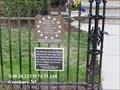 Image for Site of House of Dr. Hezekiah Stites B. 1726 –D.1796 - Cranbury NJ