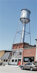 Image for Old Water Tower - Corydon, Iowa