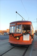 Image for Birney Safety Streetcar #224 -- Ft Smith AR