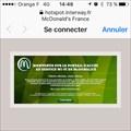 Image for Wifi au McDonald's de Nîmes
