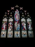 Image for Stained Glass Windows, St. John the Baptist - Garboldisham, Norfolk