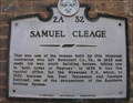 Image for SAMUEL CLEAGE ~ 2A 32