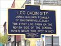 Image for LOG CABIN SITE