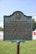Image for Cox's Station