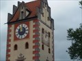 Image for Sundial - Tower Hohes Schloss - Füssen, Germany, BY