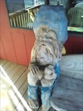 Image for Chainsaw Carved Grandpa - Eureka Springs AR
