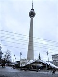 Image for Berliner Fernsehturm - Berlin, Germany