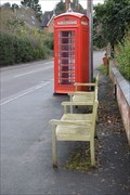 Image for Red Telephone Box - Snitterfield, Warwickshire, CV37 0JZ