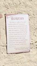 Image for Old Kitchen -- Mission San Gabriel Archangel, San Gabriel CA